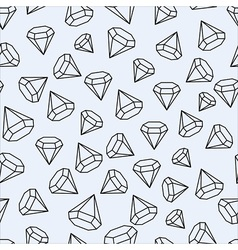 Gemstones are forever vector