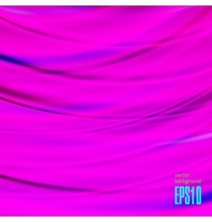 Shiny magical wave background vector