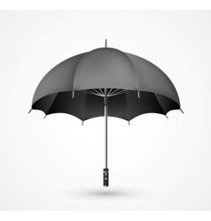 detailed umbrella icon vector image