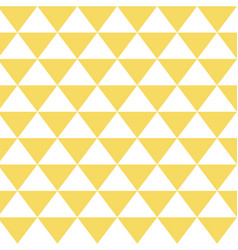 triangle seamless geometric texture vector image