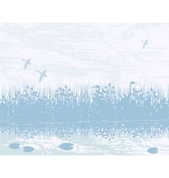 Wetland vector
