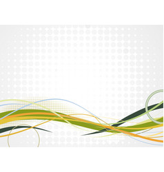 Abstract composition vector