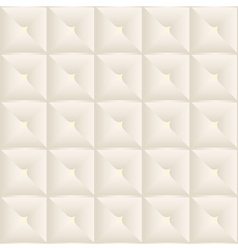 Beige tiles abstract geometric seamless pattern vector image vector image