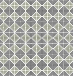 Abstract geometric tiles seamless pattern vector image