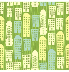 Building wallpaper vector