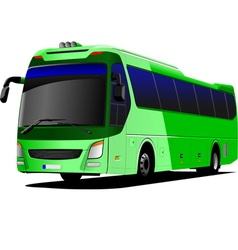 al 0216 bus vector image