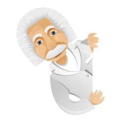 Einstein vector image vector image