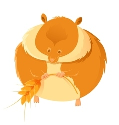 Hamster vector
