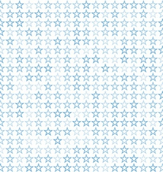 Blue stars unusual backgraund vector