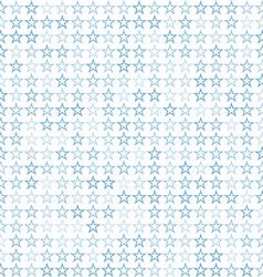 Blue stars unusual backgraund vector
