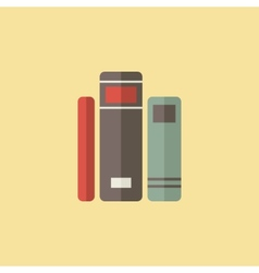 Library icon vector