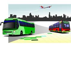Al 0216 bus 01 vector