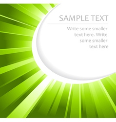 organic background vector image vector image