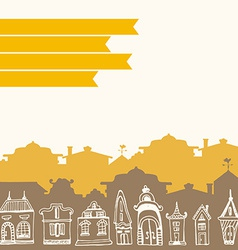 HouseElements8 vector image vector image