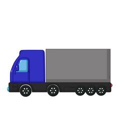 wagon icon cartoon style vector image vector image