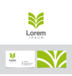 Vegetal icon vector