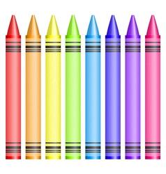 Crayon vector