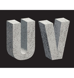 3455 uv concrette vector