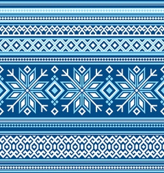 Scandinavian pattern seamless vector