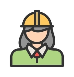 Industry worker ii vector