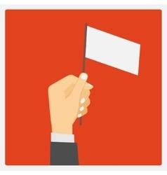 Empty flag vector