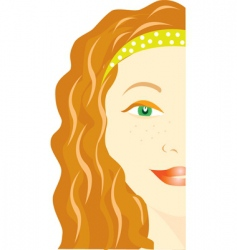 face vector image