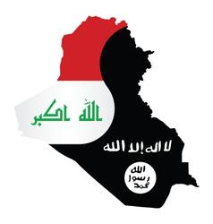 Iraq conflict vector