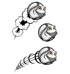 Baseball symbol vector