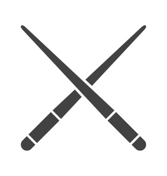 Pool Cue vector image