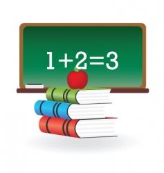 class school vector image