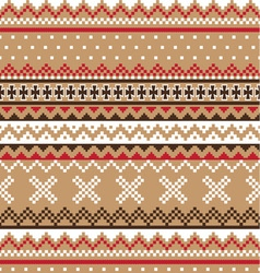 Seamless asian retro pattern print vector