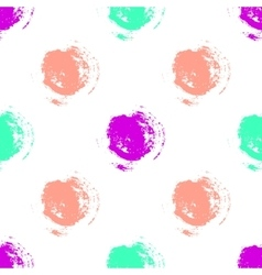 Seamless drawn pattern endless background vector