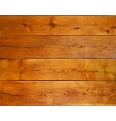 Background from oak boards vector image vector image