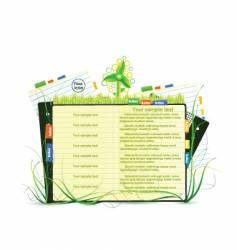 Workbook vector
