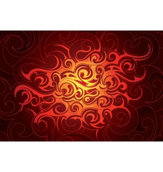 Abstract swirls vector