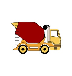 Concrete-Mixer-Old-380x400 vector image