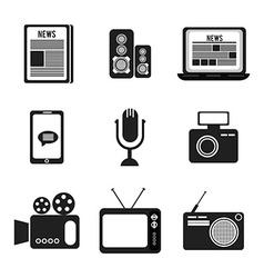 News design vector image