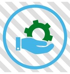 Service Icon vector image vector image