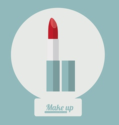 Make up design vector