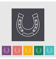 Horseshoes vector