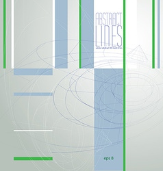 Modern lines background clear eps 8 vector
