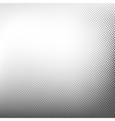 Halftone background abstract spotted pattern vector