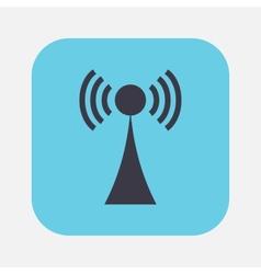 wi-fi icon vector image