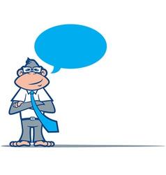Geek Speak vector image vector image