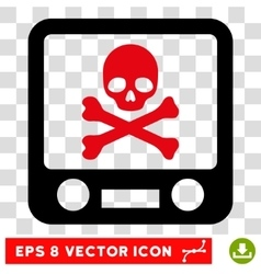 Xray screening eps icon vector