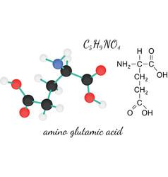 C3H4 allene molecule Royalty Free Vector Image