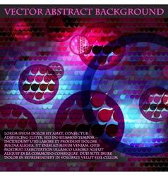 Digital Media Graphic vector image