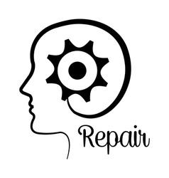 Gears design vector