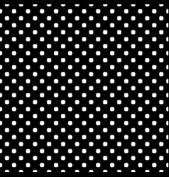 Monochrome seamless texture octagons vector