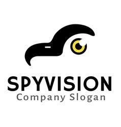 Spy vision design vector